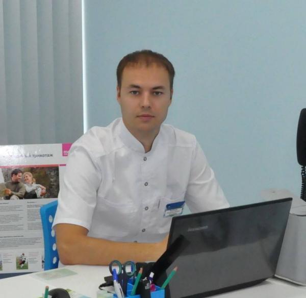 Волошкин Алексей Николаевич - флеболог, хирург, эксперт по ультразвуковой диагностике вен